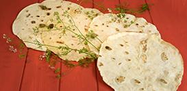 tortillas de blé souples